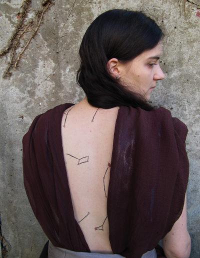 Stars On Your Skin - 2/17: Skin - Model: Gwen Romanus